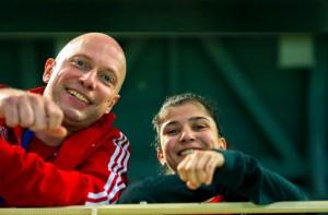 Eliana-Pileggi-und-Boxtrainer-Michael-Sommer